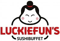 Logo - Luckiefun's Sushibuffet Hertsi