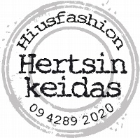 Logo - Hiusfashion Hertsin keidas