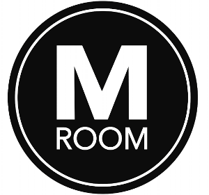 Logo - M Room