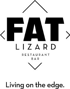 Logo - Ravintola Fat Lizard Herttoniemi